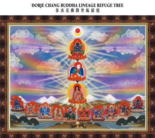 Dorje Chang Buddha